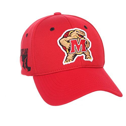 Zephyr Adult Men Rambler NCAA Hat, Team Color, X-Large