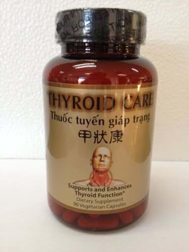 Thyroid Care- 90 Vegetarian Capsules