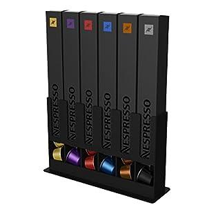 Tavola swiss cap store box for 60 nespresso capsules capsule dis - Distributeur capsules nespresso mural ...