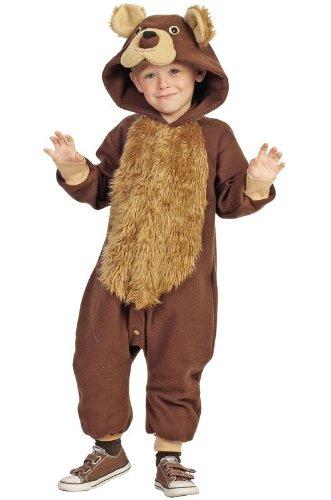 RG Costumes Bailey Bear, Brown/Tan, (Anime Bear Costume)