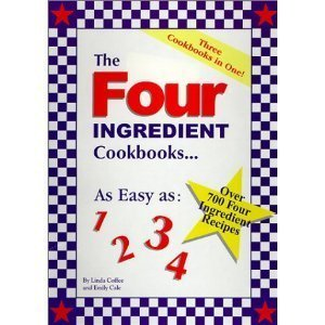 The Four Ingredient Cookbook pdf epub