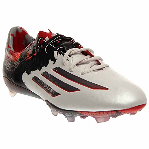 adidas Mens Messi 10.1 FG Firm Ground Soccer Cleats 9 US, - F50 Messi Cleats