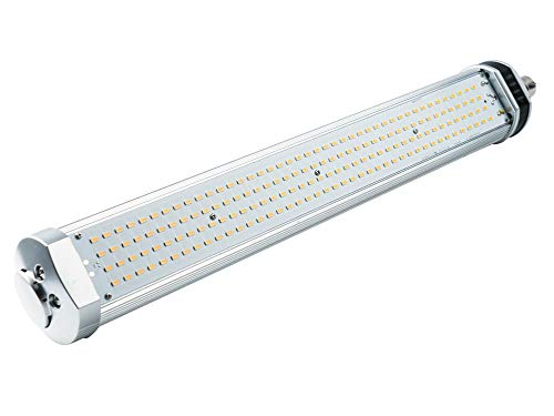 Light Efficient Design Non-Dimmable 60W 2200K T21 Clear LED SOX Retrofit Bulb, Enclosed Rated