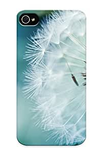 Hot Style BMeqz0ksQCu Protective Case Cover For Iphone4/4s(flower) For Thanksgiving Day's Gift