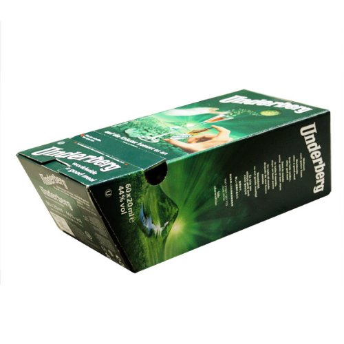 - Underberg 60 Bottle House Bar Dispenser - New for 2013