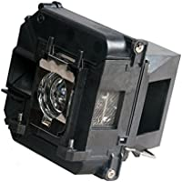 Litance Projector Lamp Replacement for Epson ELPLP68 / V13H010L68 PowerLite Home Cinema 3010, 3020, 3010e, 3020e Projectors and more