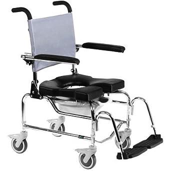 Raz Design Inc Z100 RAZ AP Rehab Shower Commode Chair