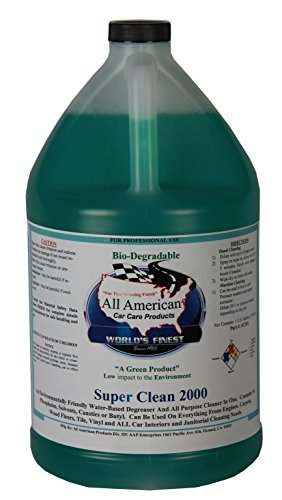 All American Car Care Products Super Clean 2000® (1 Gallon)