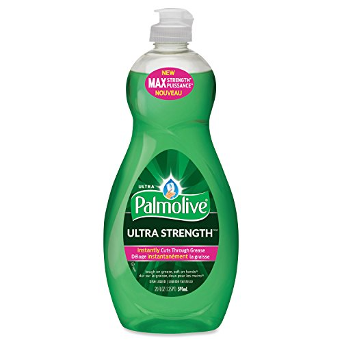 Colgate Ultra Dishwashing Liquid - Palmolive 45118 Dishwashing Liquid, Ultra Strength, Original Scent, 20 oz Bottle, 9/Ctn