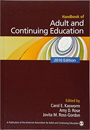 Rather valuable adult continued education