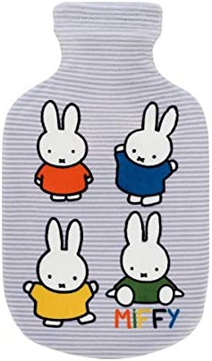 FASHY Wärmflasche mit Bezug Miffy 0,8 L Miffy