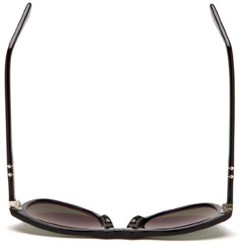 Sunglasses Persol Black 0po0649 Men's Polarized Lens Square Frame green Iwafqw
