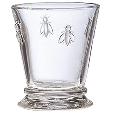 La Rochere Set Of 6,10-ounce Napoleon Bee Tumblers