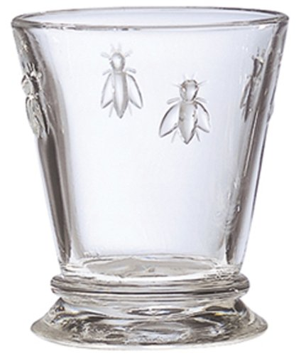 Set of 6 French Bee Tumblers