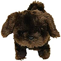 Home-X Plush Shih Tzu, Electric Dog Toys, Interactive Pets, Stuffed Animals