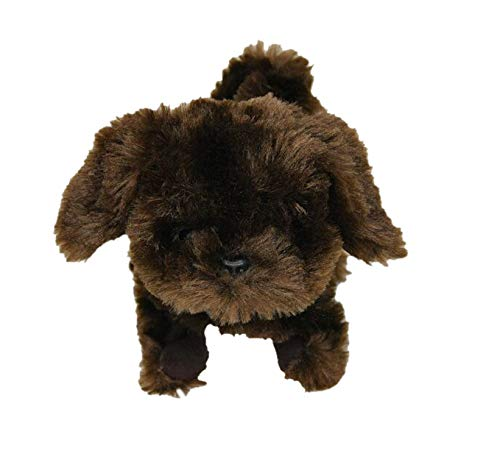 Home-X Plush Shih Tzu, Electric Dog Toys, Interactive Pets, Stuffed -