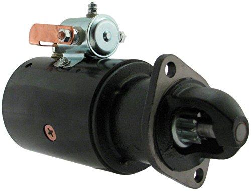 Cj5 Starter - New Starter for CJ Jeeps 1961,1962,1963,1964,1965,1966,1967,1968,1969,1970,1971 100% Assembled & LOAD Tested in the USA! Original Design 46-249 44-1051 MDU7017 91-06-1856 414141 46-722 46-3560 46-55