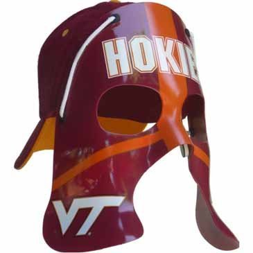 Maroon Face Mask (Virginia Tech Hokies Rally Face Mask Maroon)