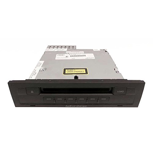 AUDI Genuine (4L0057111A) CD Changer Unit