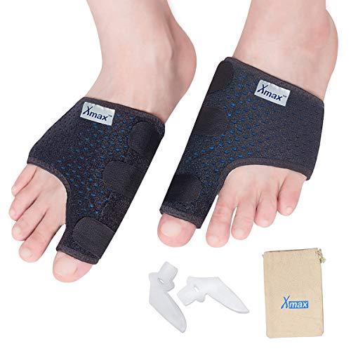 Orthopedic Bunion Splint Corrector Relief - Neoprene Straightener Hallux Valgus Hammer Toe for Men and Women