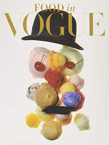 """Food in Vogue collects the most striking, mouthwatering food photography and finest food writing from one of the most respected magazines in the world. Combining legendary essays by longtime Vogue food critic Jeffrey Steingarten, as well as contribu..."