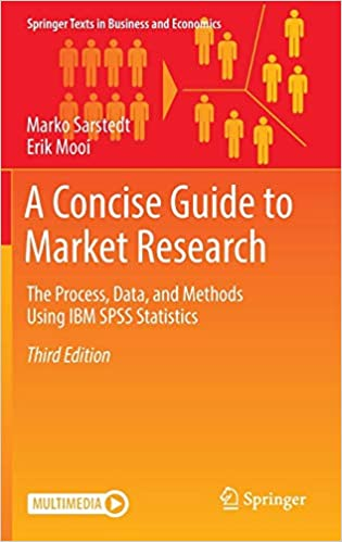 and Methods Using IBM SPSS Statistics Data The Process A Concise Guide to Market Research