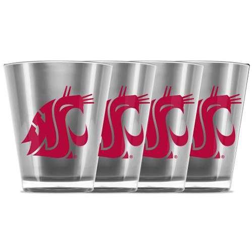 (Washington State Cougars Shot Glass - 4 Pack)