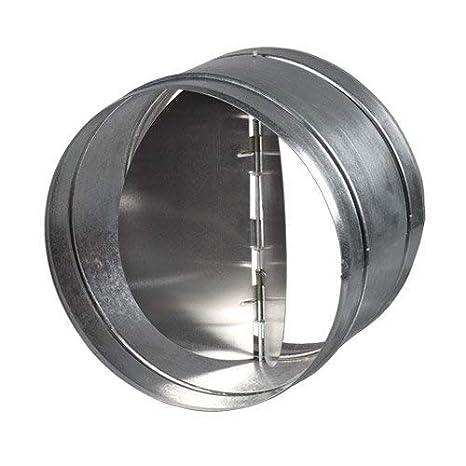 /Valvola di sfiato Shutter serranda/ /150/mm Blauberg UK 15,2/cm 150/mm metallo tubi e raccordi/ /In-line Heavy Duty/