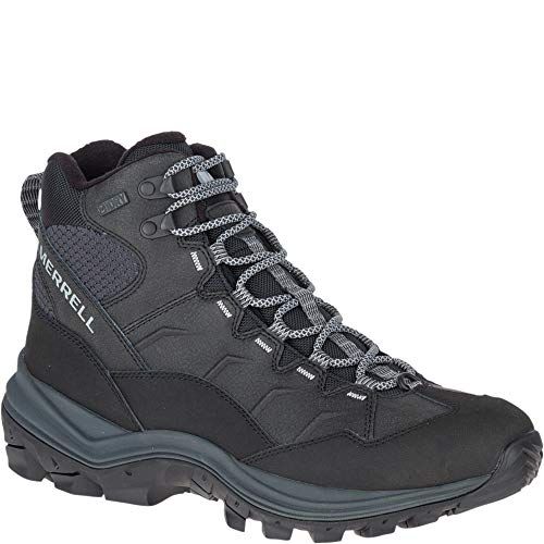 Merrell Thermo - Merrell Thermo Chill Mid Waterproof Men 10 Black