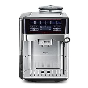 Bosch TES60759DE - Cafetera (Independiente, Máquina espresso, 1,7 ...