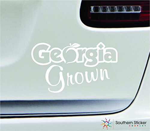 georgia peach decal - 7