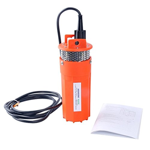 Amarine-made 12V Submersible Deep Well Water Dc Pump / Alternative Energy Solar Battery SP-12