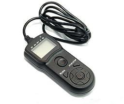 JJC compatible Fujifilm RR-90 Multi-Function Timer Remote Control for Fujifilm XQ1, X-A1, X-E2, X-M1