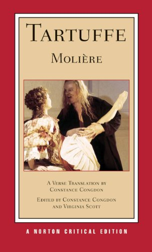 an analysis of the theme of deceit in tartuffe by moliere
