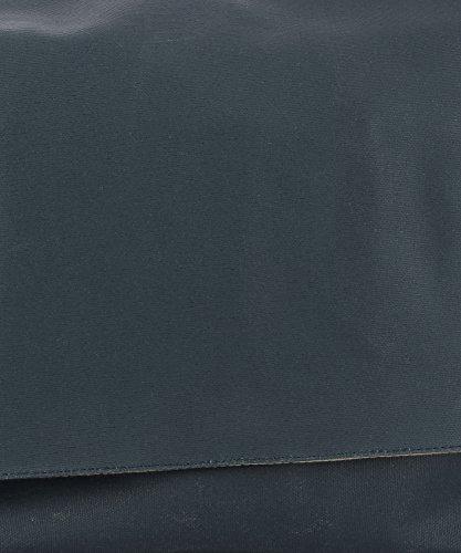 Brooks England Borsa Da Lavoro Uomo BARBICANMEDIUMDARKBLUE Tessuto Blu