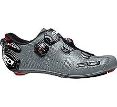 SIDI Wire 2 Matt Carbon, Zapatillas de Ciclismo para Hombre, Gris ...