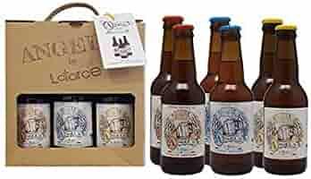 Cervezas Artesanas Latarce | Pack Cartón Mix 6 Cervezas Angels By ...