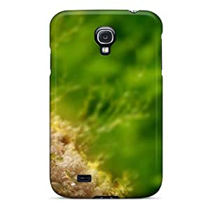 AMY KS Galaxy S4 Hybrid Tpu Case Cover Silicon Bumper Nature Plants Tiny Sprouts