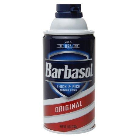 Barbasol Shaving Cream Original 10