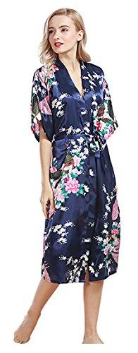Floral Vintage Robe - 3