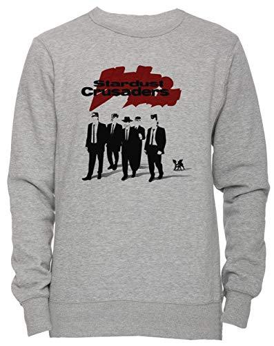 Women's Pullover Serbatoio Sizes Dimensioni All Maglione Uomo Men's Felpa Unisex Cani Grigio Jojo Tutti Grey Jumper Donna 7d0q7