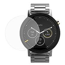 Yishun Glass Screen Protector for Moto 360 2 Gen 42mm Smart Watch