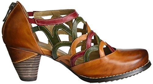 Manitu Ladies 930522 Pumps Brown (marrone)