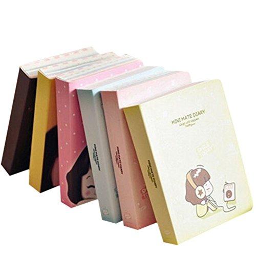 ETOSELL School Pocket Planner Notebook