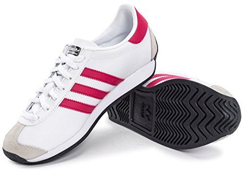 ZAPATILLA ADIDAS COUNTRY JR FTW/RO/FTW T5½