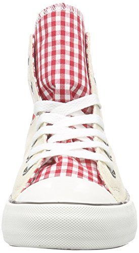 Krüger MADL Heart Damen Hohe Sneakers Mehrfarbig (9)