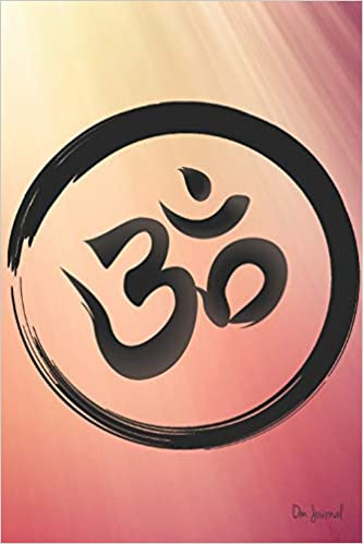 Om Journal: Spiritual Yoga Notebook New Age Series Sun Rays ...