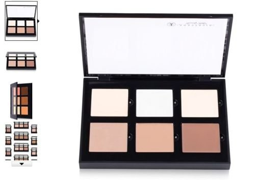 Fair Cream ANASTASIA Beverly Hills Contour Cream Kit Fair