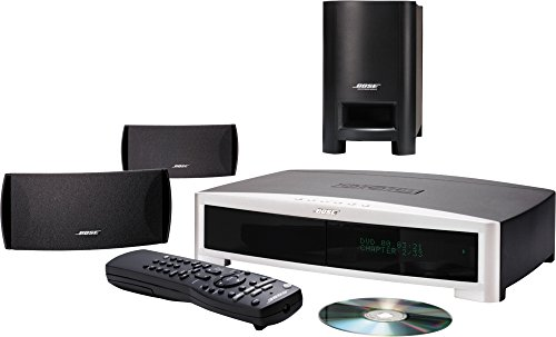 Bose (R 321 Series II DVD Home Entertainment System Graphite