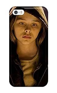 Excellent Design Chloe Moretz Let Me In Movie Phone Case For Iphone 5/5s Premium Tpu Case